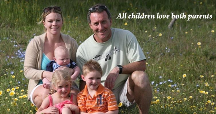 All children love both parents